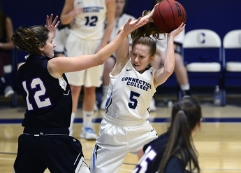 Connecticut College vs Amherst College women's basketball | January 12. 2018 | 7 Photos