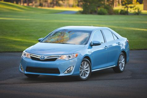 EPA mileage ratings for the 2012 Toyota Camry Hybrid are as high as 43 mpg city/39 highway for some models, a considerable jump from the 2011 model's ratings of 31 city/35 highway.