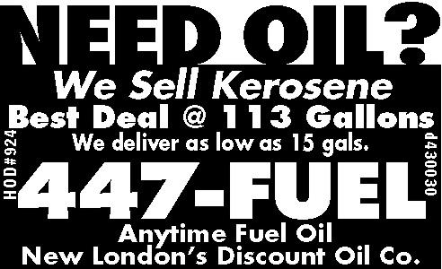 Anytime Fuel Oil LLC,   Ad Number: d00430030,  Publication Date: 02/10/2013