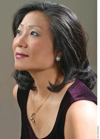 Mihae Lee, pianist and artistic director of the Essex Winter Series.