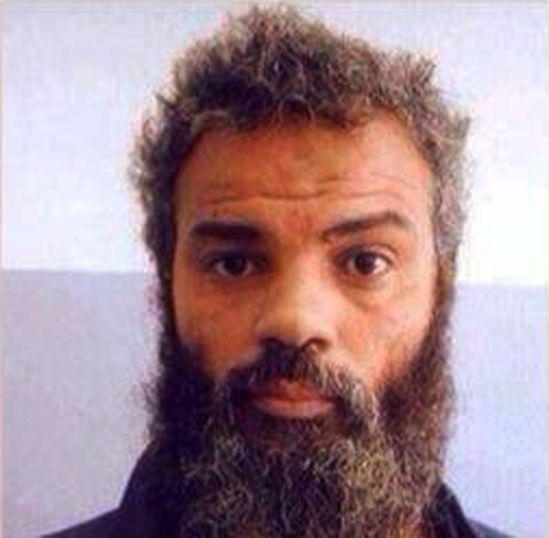 This undated file image obtained from Facebook shows Ahmed Abu Khattala, an alleged leader of the deadly 2012 attacks on Americans in Benghazi, Libya, who was captured by U.S. special forces on Sunday, June 15, 2014, on the outskirts of Benghazi. Khattala, charged in the 2012 Benghazi attacks, is in U.S. custody amid tight security at the U.S. Federal Courthouse in Washington, Saturday, June 28, 2014.