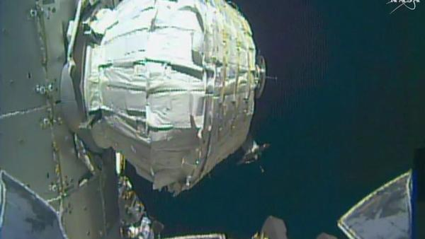 NASA successfully inflates new space station room