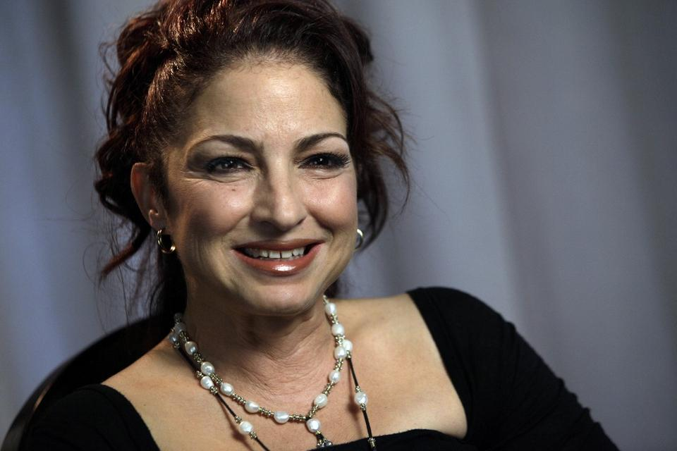 In this Sept. 13, 2011, file photo, singer Gloria Estefan is interviewed in New York. The John F. Kennedy Center for the Performing Arts announced the recipients of the 2017 Kennedy Center Honors. They are: hip-hop artist LL Cool J, singers Estefan and Lionel Richie, television writer and producer Norman Lear and dancer Carmen de Lavallade. It's the 40th year of the awards, which honor people who have influenced American culture through the arts.  (AP Photo/Richard Drew, File)