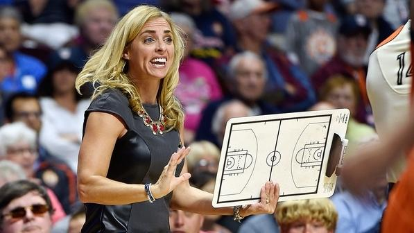 Nicki Collen, an assistant coach with the Connecticut Sun the past two seasons, is leaving to become head coach of the WNBA's Atlanta Dream. (Sean D. Elliot/The Day)